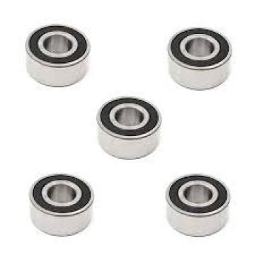 50 mm x 110 mm x 54 mm  INA ZKLN50110-2RS Grease-lubricated sealed angular contact ball bearings