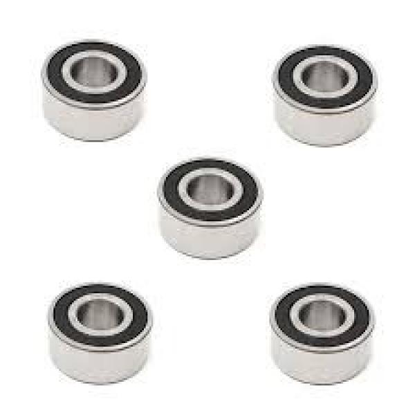 17 mm x 47 mm x 15 mm  NSK 17TAC47B  Grease-lubricated sealed angular contact ball bearings #2 image